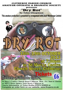 Clitheroe Parish Church Amateur Operatic & Dramatic Society